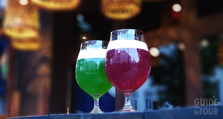 La Berliner Weisse, la birra tipica di Berlino