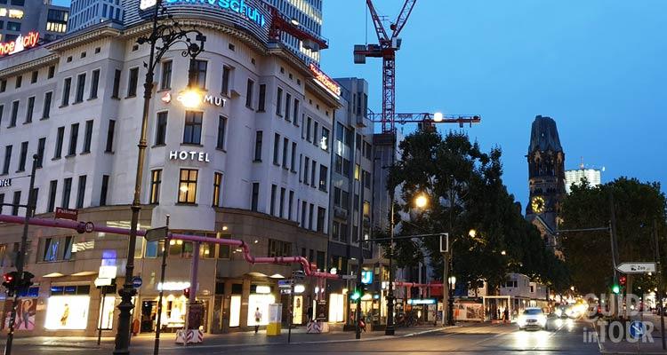 Fra i quartieri dove poter dormire a Berlino va elencato sicuramente il quartiere di Charlottenburg.