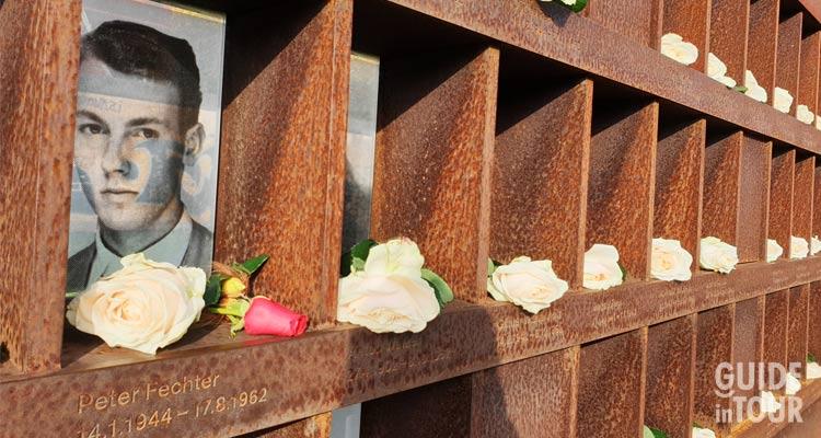 Monumento commemorativo delle vittime del Muro di Berlino.