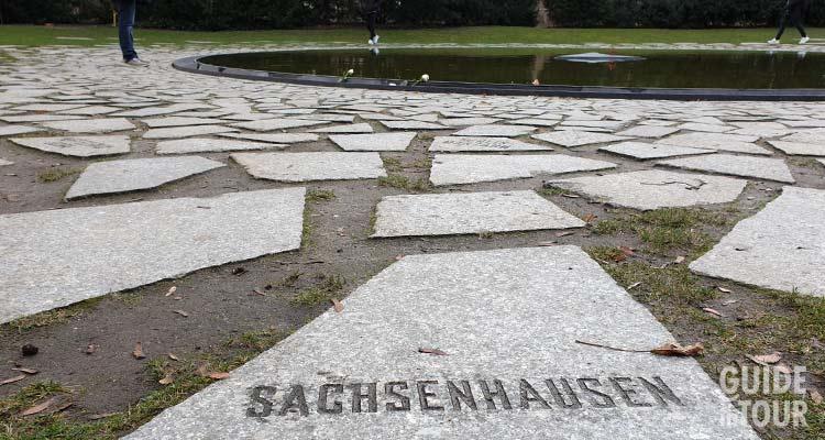 Monumento agli zingari perseguitati dal nazismo, un monumento da visitare a Berlino.