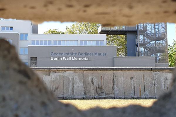 Memoriale del Muro di Berlino Bernauer Starsse