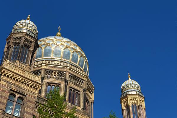 Nuova Sinagoga - quartiere Ebraico Berlino