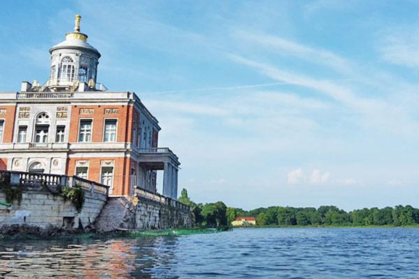 Palazo di Marmo Potsdam
