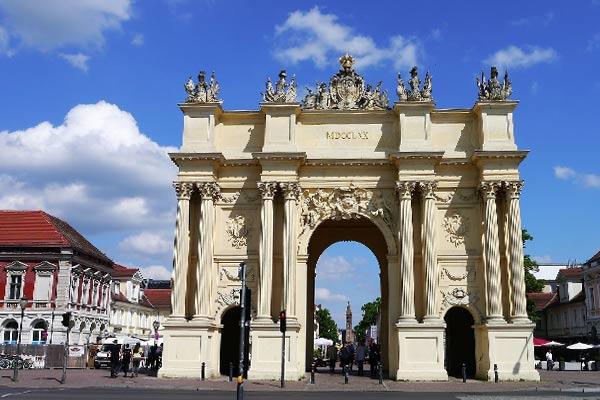 Porta di Brandeburgo Potsdam Tour in italiano