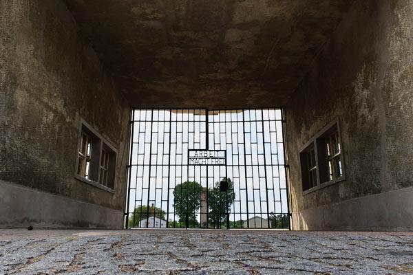Visita guidata in italiano del Campo di concentramento di Berlino Sachsenhausen