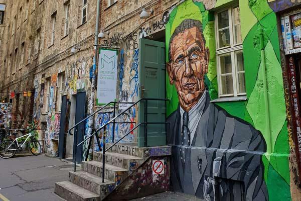 Memoriale Otto Weidt - quartiere ebraico Berlino