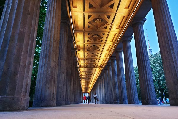 percorso tour privato di Berlino