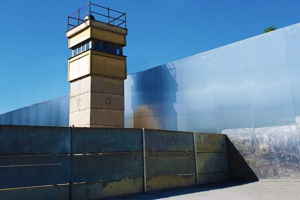 Tour privato Muro di Berlino