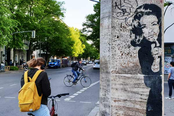 Tour dei quartieri alternativi di Berlino