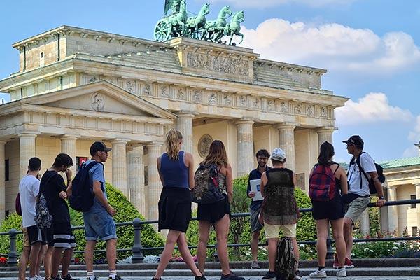 Visita guidata alla Porta di Brandeburgo