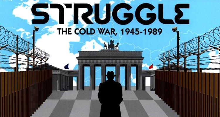 La guerra fredda nel più emozionate gioco da tavola mai creato.