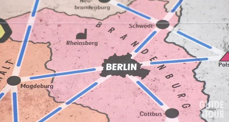 Il gioco di società che ripercorre gli eventi della caduta della Germania Est.