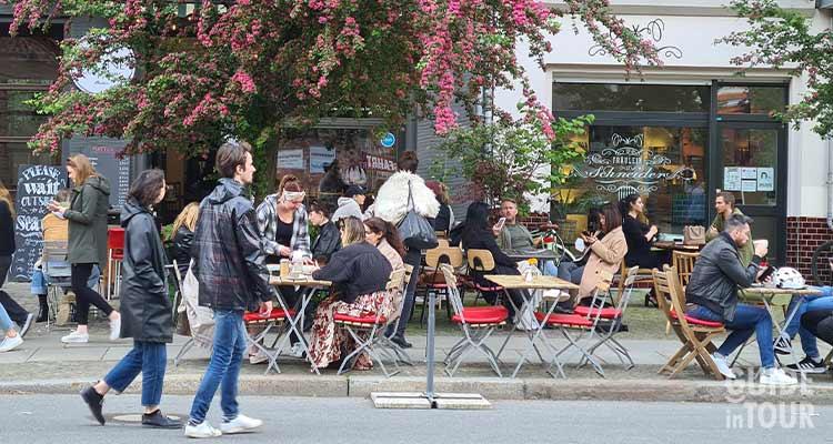 Berlino, ripartenza e aperture per l'estate 2021.